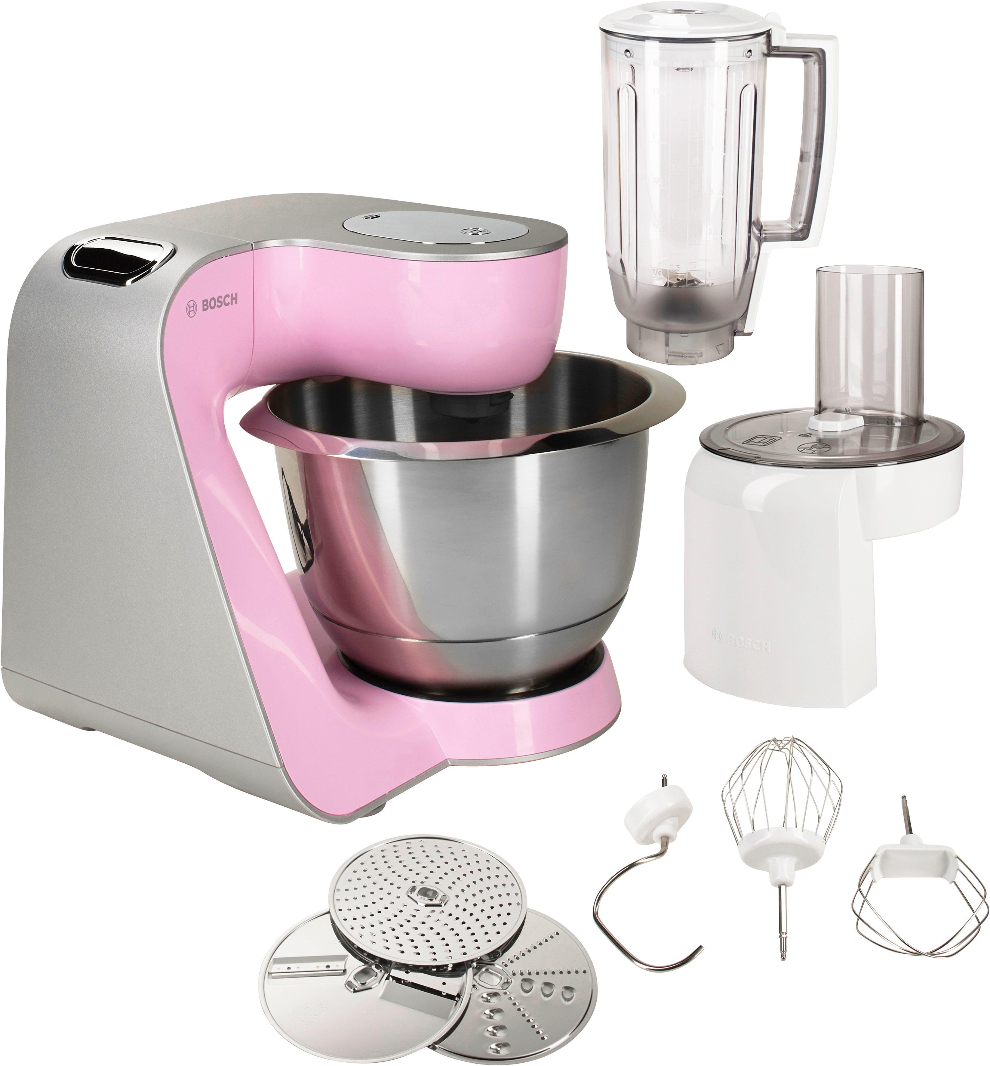BOSCH Küchenmaschine CreationLine MUM58K20, 1000 Watt auf Raten | BAUR