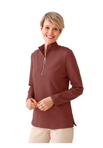 Classic Basics Stehkragenshirt kaufen