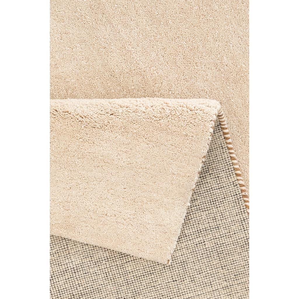 DELAVITA Wollteppich »Gabbeh Amon«, rechteckig, 18 mm Höhe, reine Wolle, Wohnzimmer