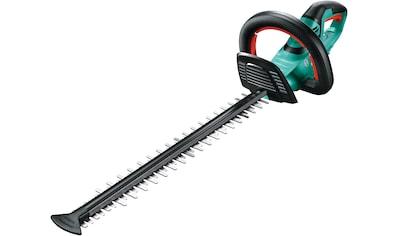 BOSCH Akku-Heckenschere »AHS 50-20 LI«, 50 cm Schnittlänge, ohne Akku und Ladegerät kaufen