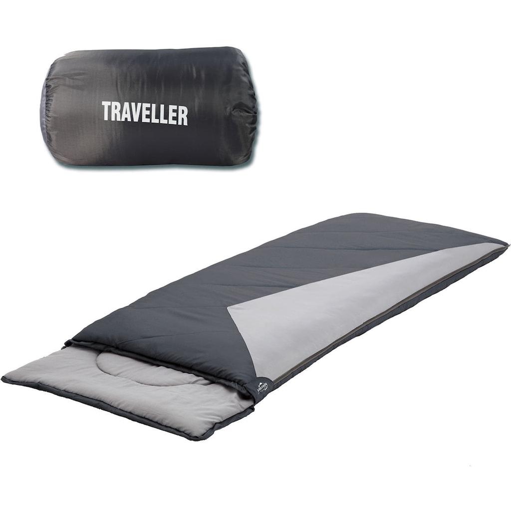 EXPLORER Deckenschlafsack »Traveller«