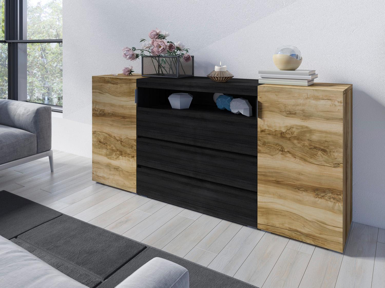 Sideboard »ALEGRA«, Breite 185 cm