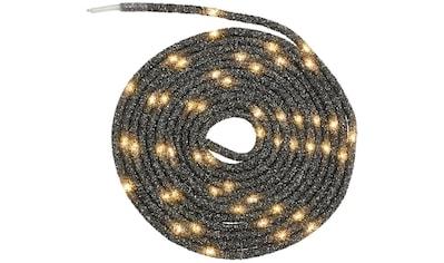 LED-Lichterschlauch »Tubo«, in Diamant-Farben, Länge ca. 5m kaufen