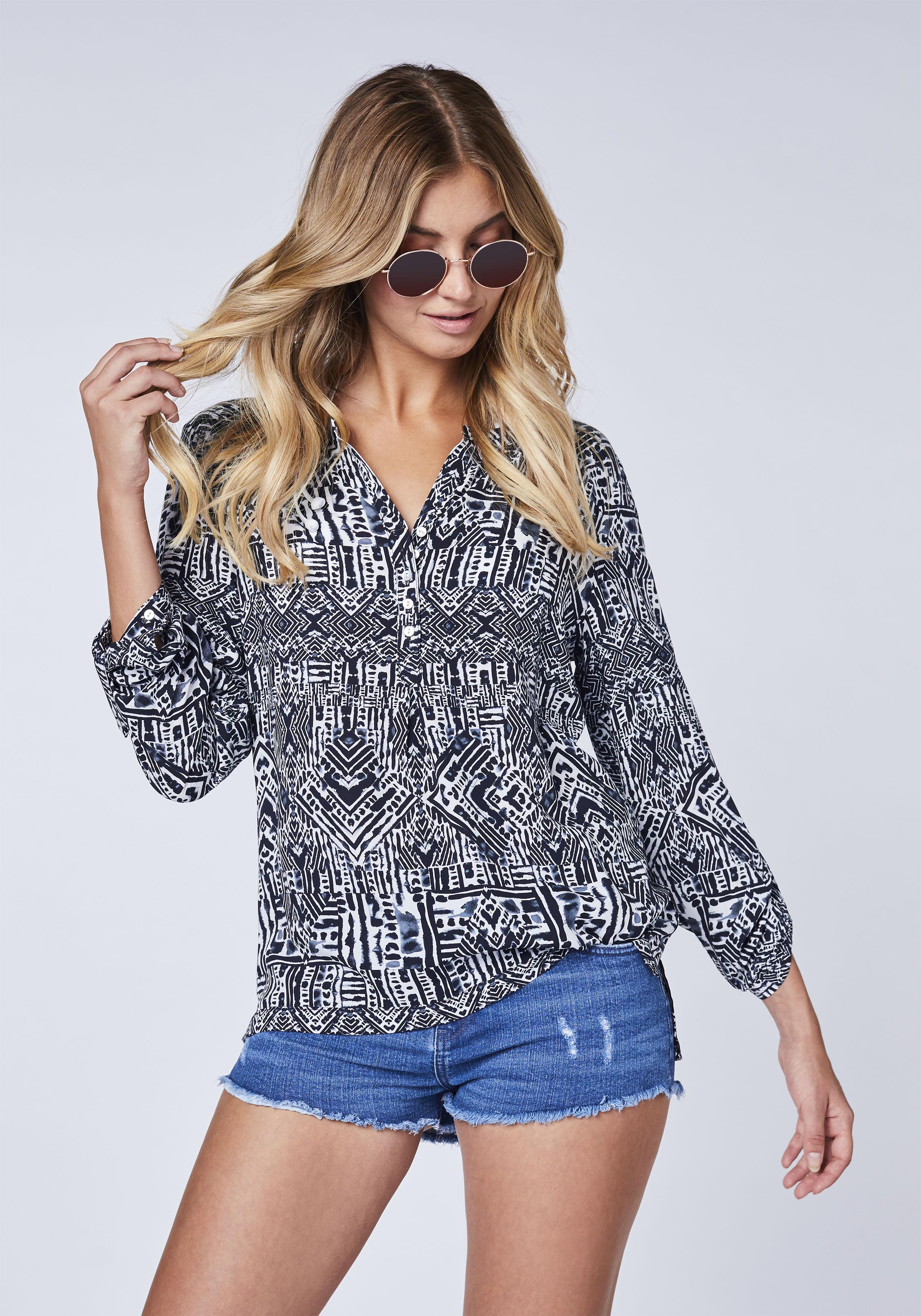 Chiemsee Klassische Bluse Bluse für Damen