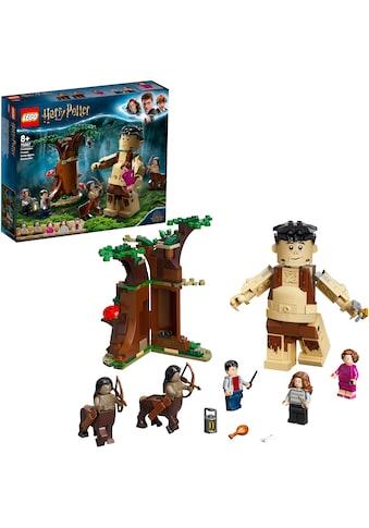 LEGO® Konstruktionsspielsteine »Der Verbotene Wald: Begegnung mit Umbridge (75967),... kaufen