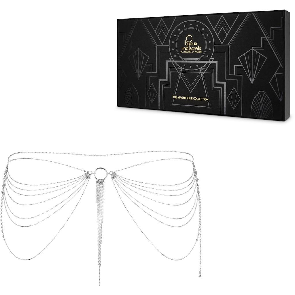 Bijoux Indiscrets Erotik-Taillenkette »Magnifique Waist Chain«, edler Körperschmuck