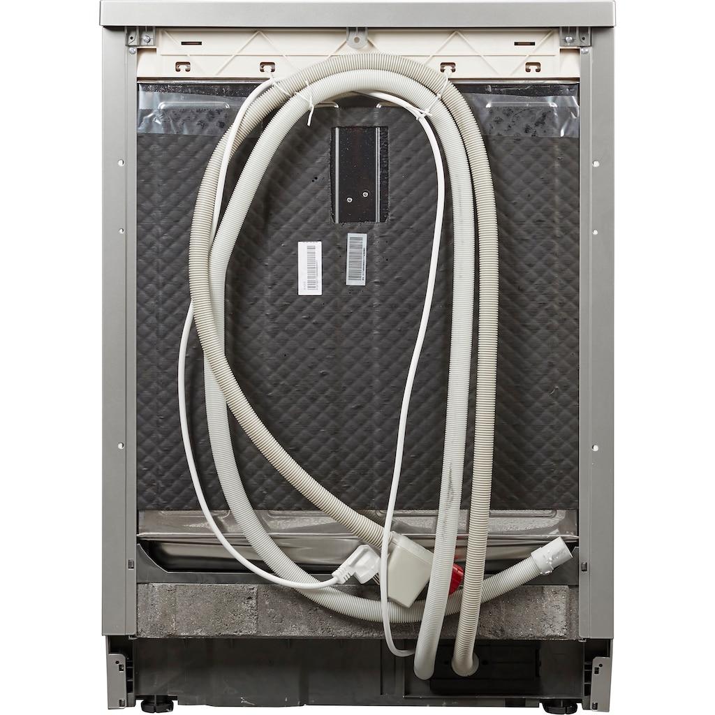 Sharp Standgeschirrspüler »QW-GX13F47EI-DE«, QW-GX13F47EI-DE, 12 l, 13 Maßgedecke