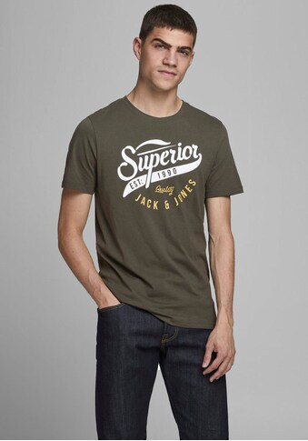 Jack & Jones T - Shirt »LOGO TEE« kaufen