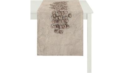 APELT Tischläufer »7914 Walnuss« kaufen