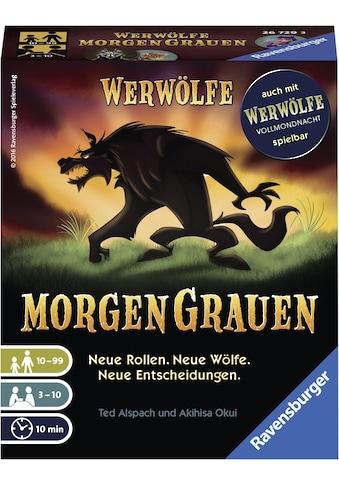 Ravensburger Spiel »Werwölfe Morgengrauen«, Made in Europe, FSC® - schützt Wald -... kaufen