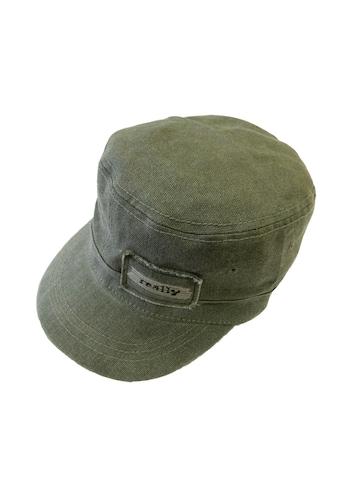 Chaplino Army Cap, mit kleinem Patch kaufen