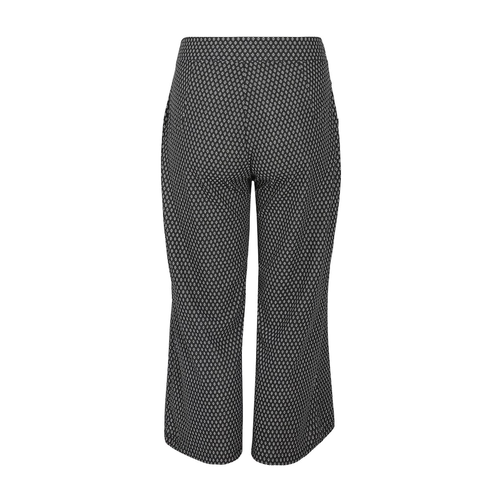Paprika Bundfaltenhose »Uniform keine casual«, city