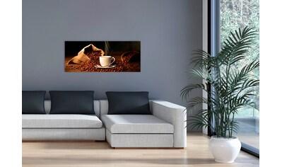 """Marmony Infrarotwandheizung »MOTIV-Heizkörper """"Coffeetime"""", 800 Watt«, aus deutschem... kaufen"""