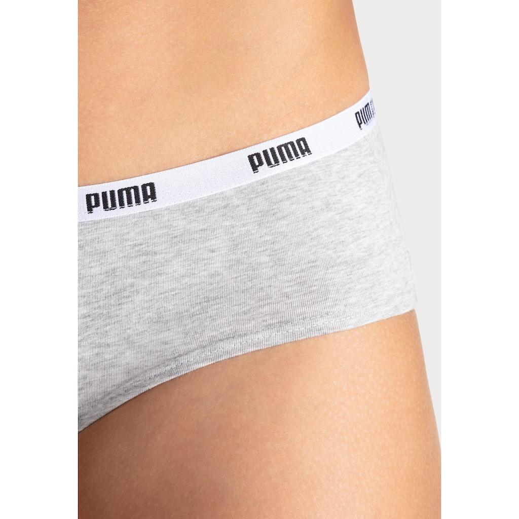 PUMA Hipster, (Set, 3 St., 3er-Pack)