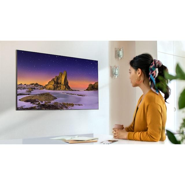Samsung GQ65Q60T QLED-Fernseher (163 cm / (65 Zoll), 4K Ultra HD, Smart-TV