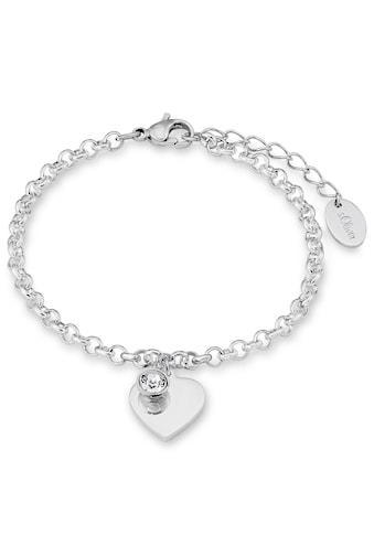 s.Oliver Armband »9023998, Herz« kaufen