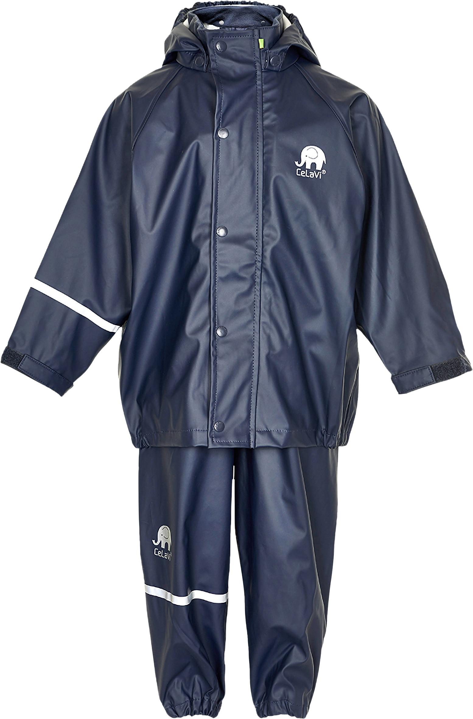 Regenanzug, für Kinder blau Herren Regenanzug Regenanzüge Regenbekleidung Jungenkleidung