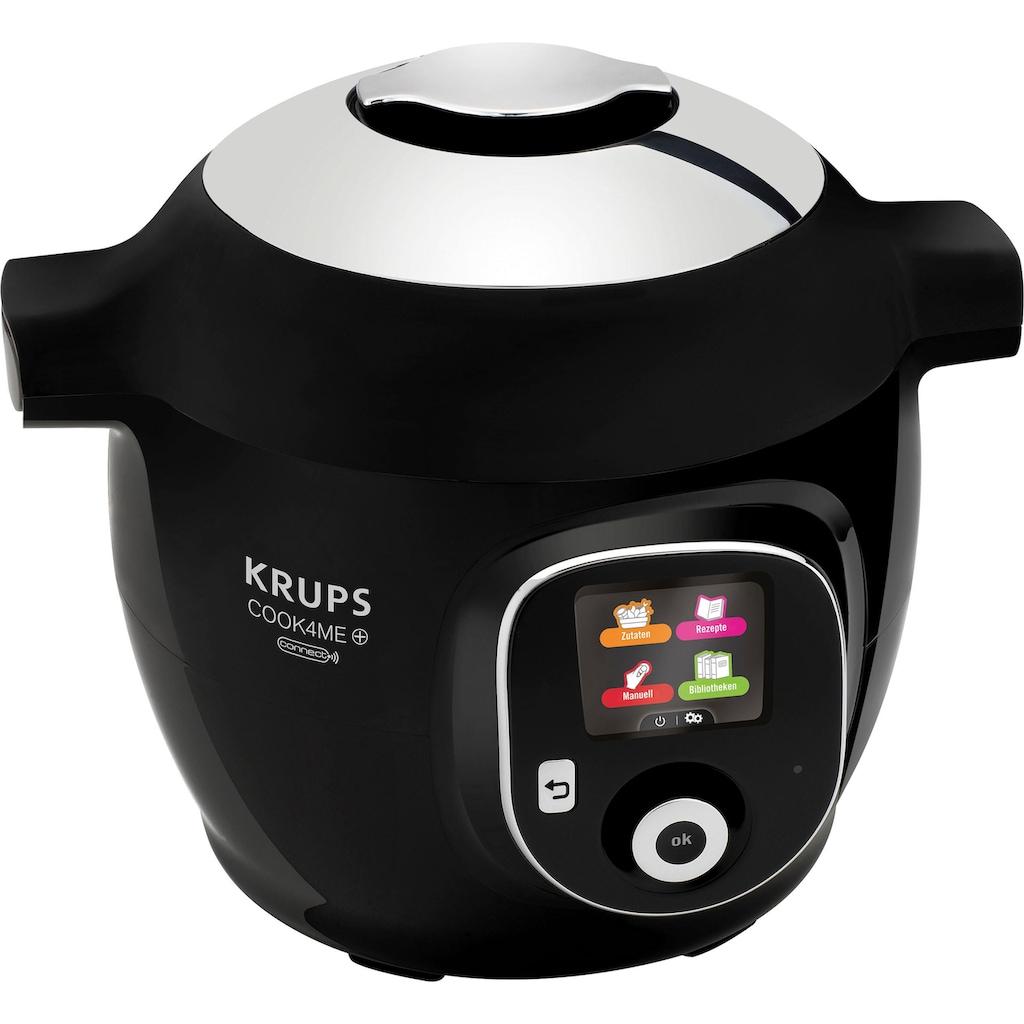 Krups Multikocher »CZ7158 Cook4Me+ Connect«, appfähig
