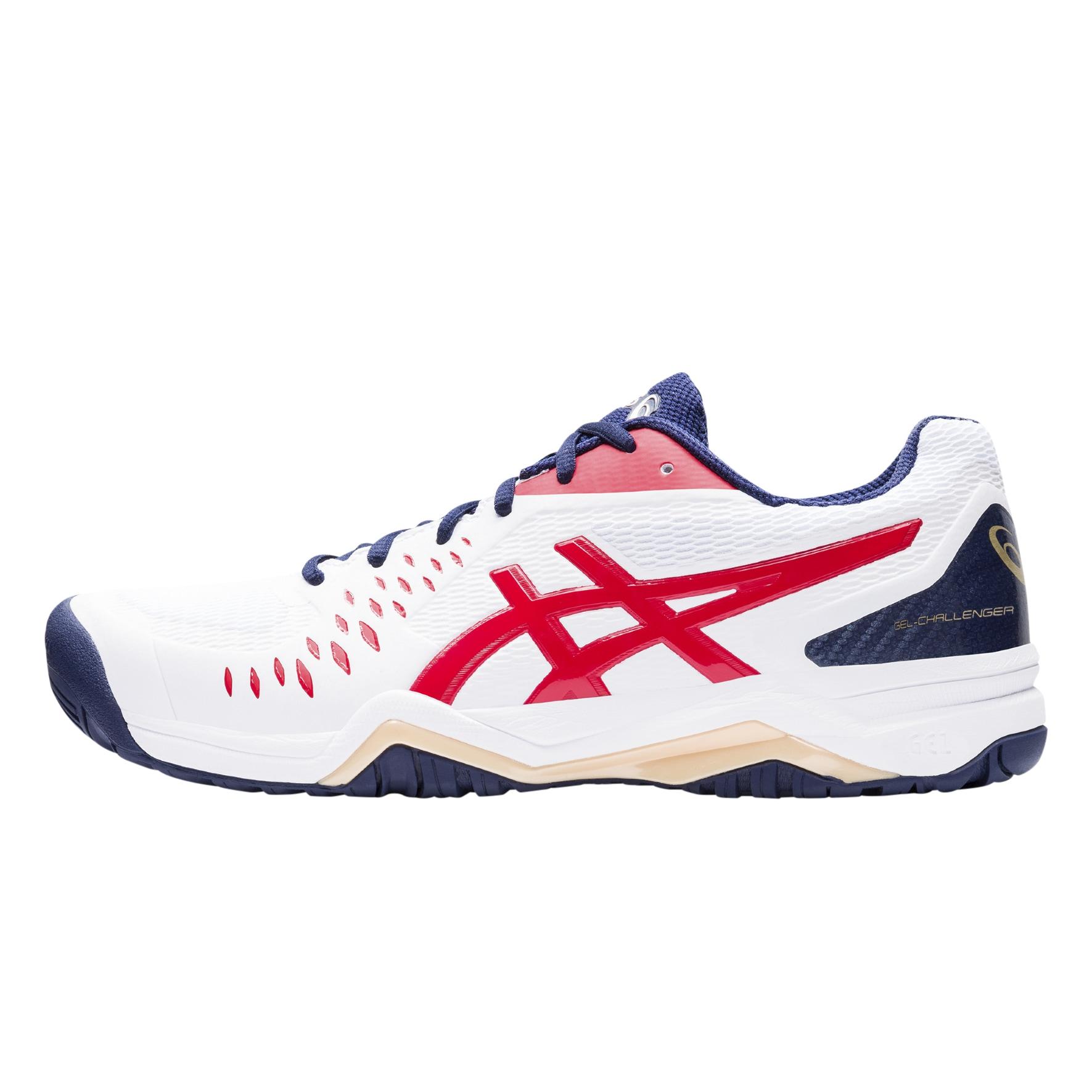 Asics Tennisschuh GEL-CHALLENGER 12 Herrenmode/Schuhe/Sportschuhe/Tennisschuhe