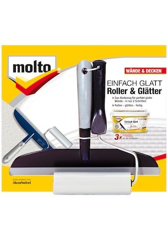 Molto Werkzeugset »Rolle und Wischer«, (1 St.) kaufen