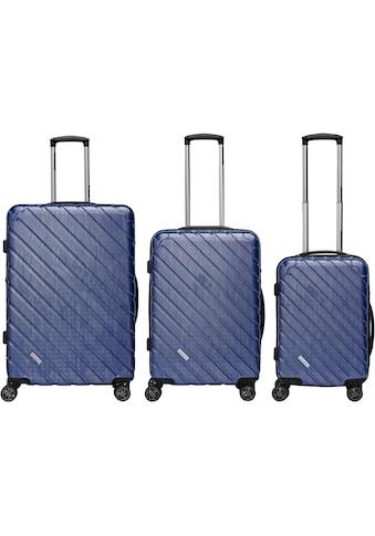 """Packenger Trolleyset """"Vertical"""", 4 Rollen, (Set, 3tlg.) kaufen"""