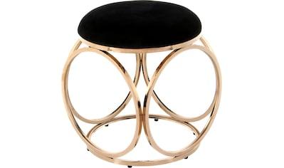 Kayoom Sitzhocker »Whitney 325«, Hocker mit offenem Design kaufen
