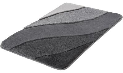 Kleine Wolke Badematte »Serenade«, Höhe 20 mm, rutschhemmend beschichtet, fußbodenheizungsgeeignet kaufen