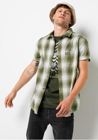 Jack Wolfskin Karohemd »HOT CHILI SHIRT M« kaufen