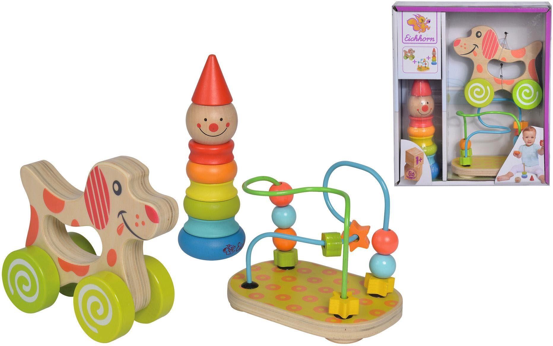 Eichhorn Lernspielzeug Lernspielset (Set 3-tlg) Technik & Freizeit/Spielzeug/Lernspielzeug/Lernspiele