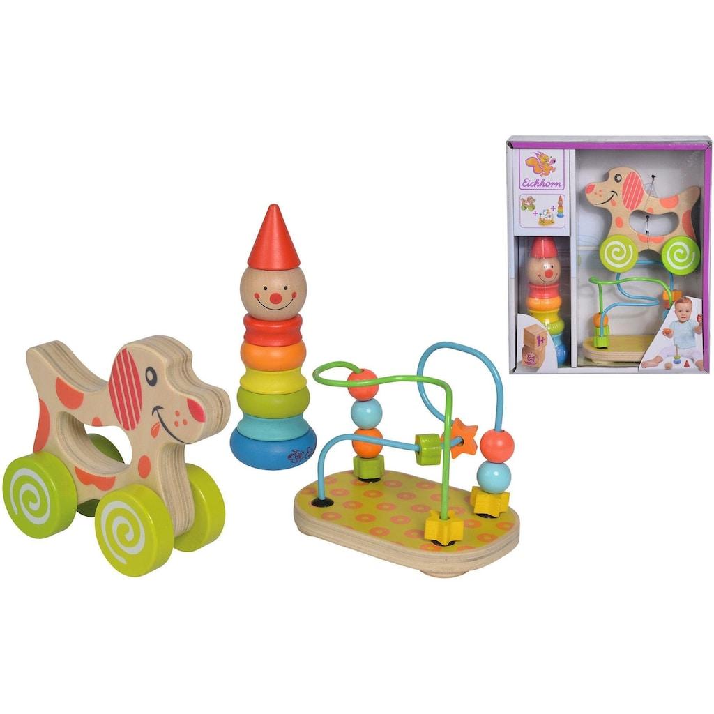 Eichhorn Lernspielzeug »Lernspielset«