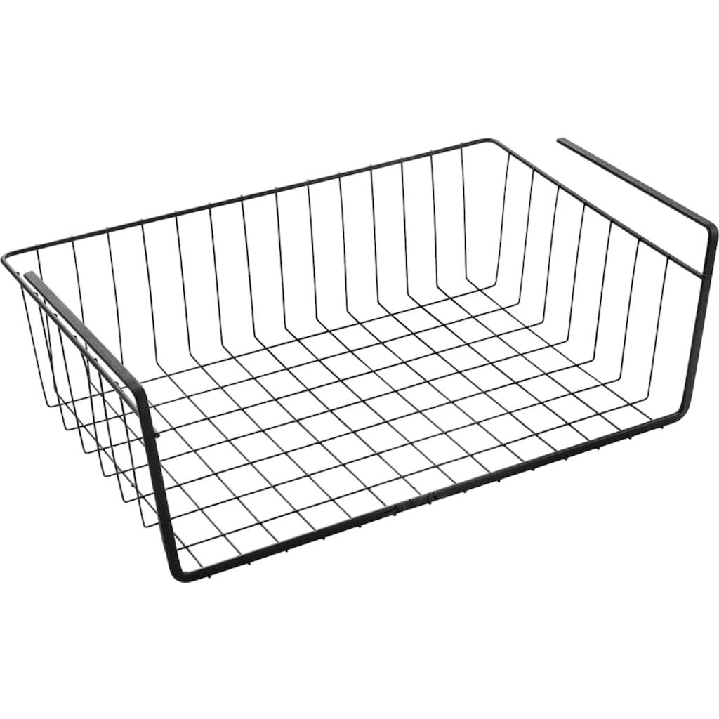 Metaltex Einhängekorb, (2 St.), Industrial Look, zum Einhängen