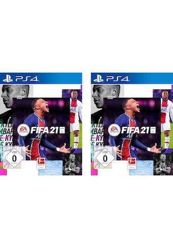 FIFA 21 Doppelpack PlayStation 4 kaufen