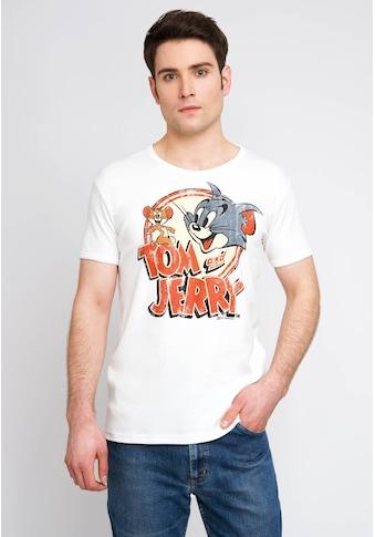 LOGOSHIRT T-Shirt mit Tom & Jerry-Print kaufen