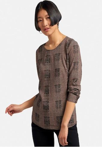 Peter Hahn Langarmbluse »Blusen-Shirt« kaufen