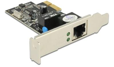 Delock PCI Express Karte »1 x Gigabit LAN« kaufen