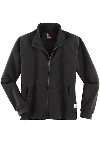 Carhartt Sweater »K350 Midweight Mock Neck Zip Front Sweatshirtjacke« kaufen