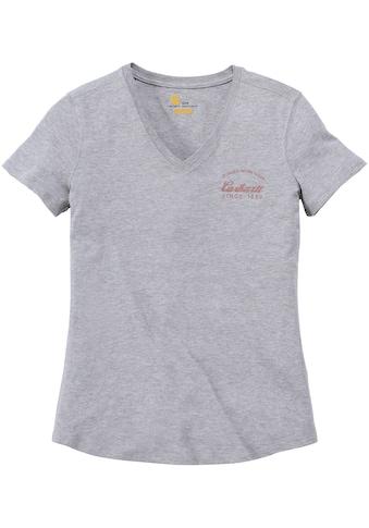 Carhartt T-Shirt »LOCKHART GRAPHIC V-NECK T-SHIRT« kaufen
