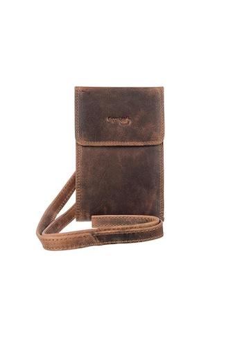 GreenLand Nature Geldbörse »Montana«, kann auch als Gürteltasche getragen werden, mit RFID-Block kaufen