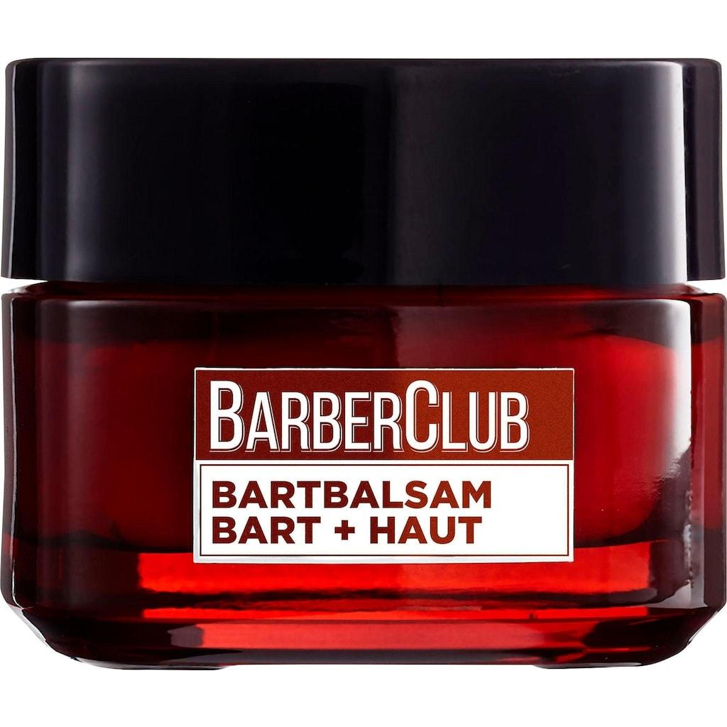 L'ORÉAL PARIS MEN EXPERT Bartbalsam »Barber Club Bartbalsam Bart + Haut«