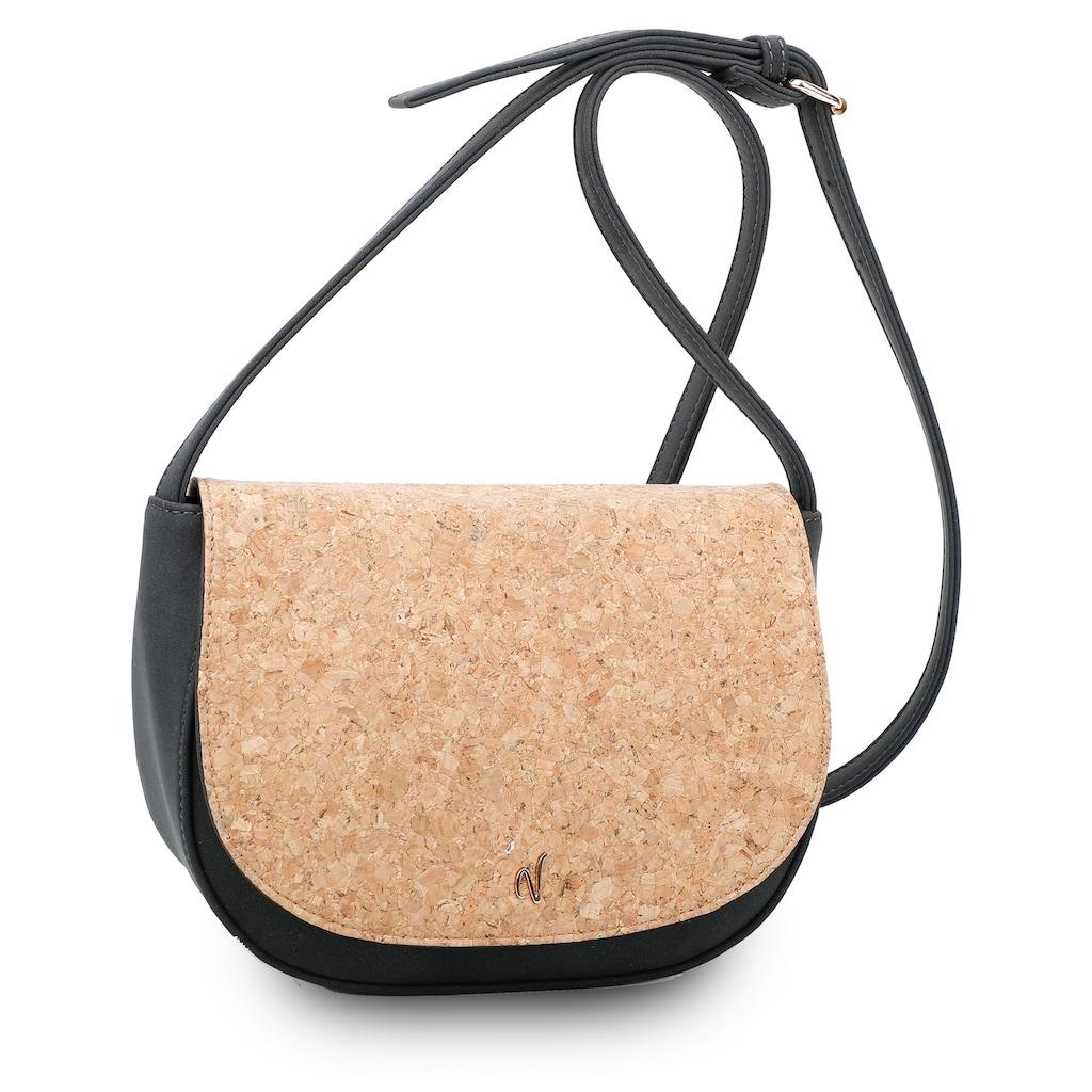 Vleder BAG Umhängetasche »Jennifer«, in schlichter Optik, bekannt aus der TV Serie GZSZ