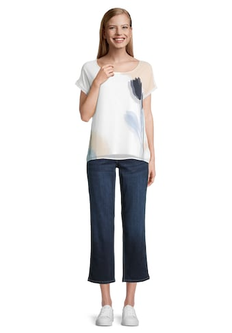 Betty&Co Kurzarmshirt »mit Print« kaufen