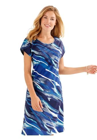 Sommerkleid im frischen Druck - Dessin kaufen