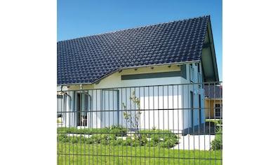 Peddy Shield Einstabmattenzaun, 125 cm hoch, 5 Matten für 10 m Zaun, ohne Pfosten kaufen