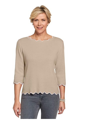 Classic 3/4 Arm-Pullover »Pullover« kaufen