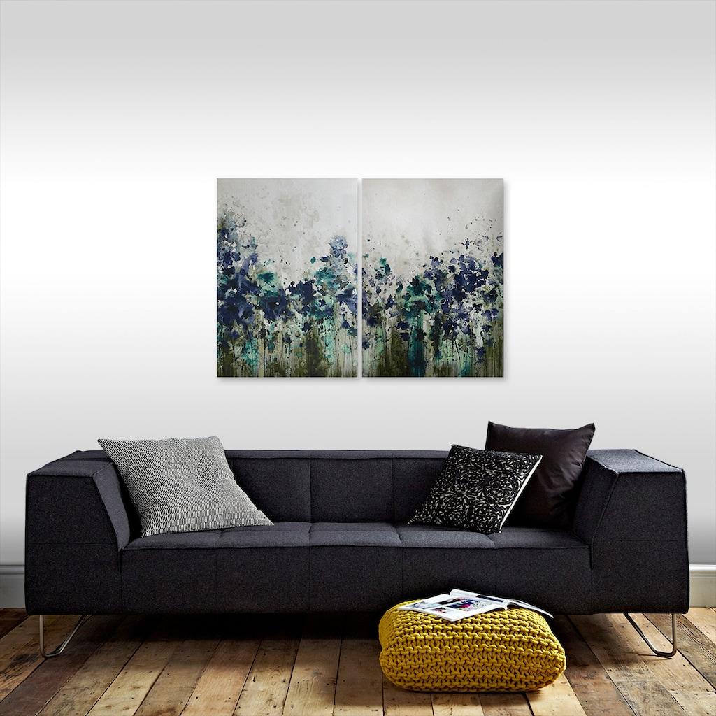 Art for the home Mehrteilige Bilder »Prärie«, (Set, 2 St.)