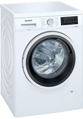 SIEMENS Waschmaschine iQ500 WU14UT40 kaufen