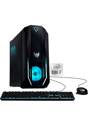 Acer »Predator Orion 3000 (PO3 - 620)« Gaming - PC (Intel®, Core i7, RTX 2060 SUPER, Luftkühlung) kaufen