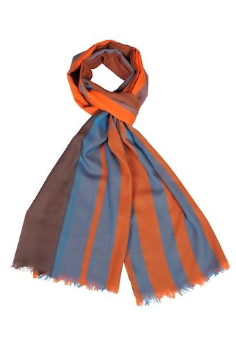 Silvio Tossi Modeschal, in zweifarbiger Optik kaufen