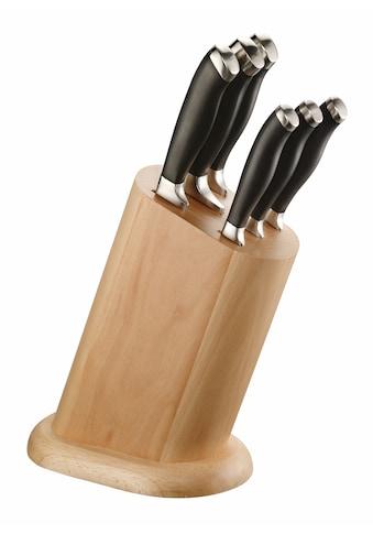 PINTINOX Messerblock »Professional«, 7 tlg., inkl. 6 Kochmesser aus hochwertigem... kaufen