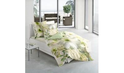TRAUMSCHLAF Bettwäsche »Romance«, floraler Fotodruck auf Mako-Satin kaufen